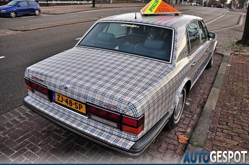 Bentley Turbo R LWB 3