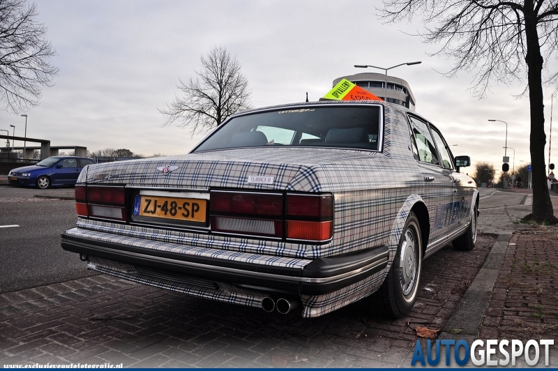 Bentley Turbo R LWB 5