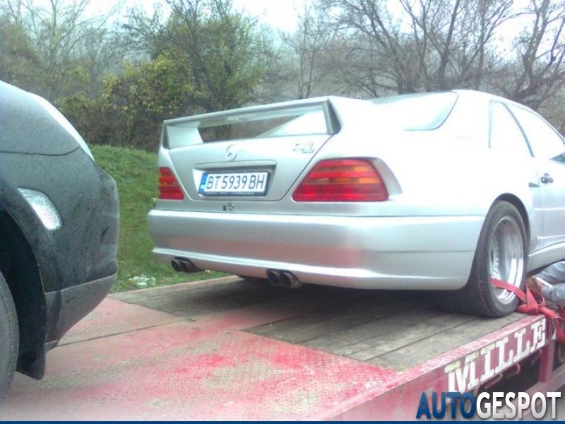 Mercedes benz cl 73 c140 koenig specials 12 february for Mercedes benz promotions