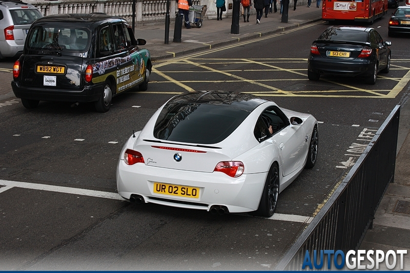 Bmw Z4 M Coup 233 1 March 2011 Autogespot