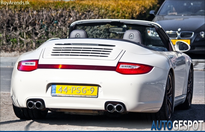 porsche 997 carrera 4s cabriolet mkii 21 march 2011 autogespot. Black Bedroom Furniture Sets. Home Design Ideas