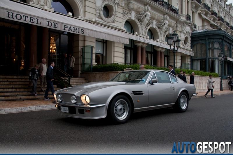 Aston martin v8 vantage 1977 1989 26 april 2011 autogespot