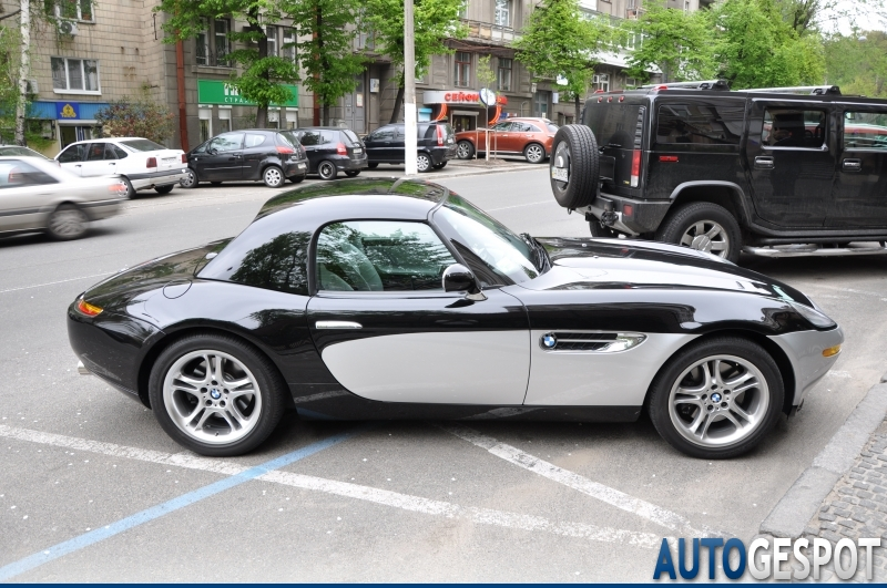 bmw z8 individual 5 mei 2011 autogespot. Black Bedroom Furniture Sets. Home Design Ideas