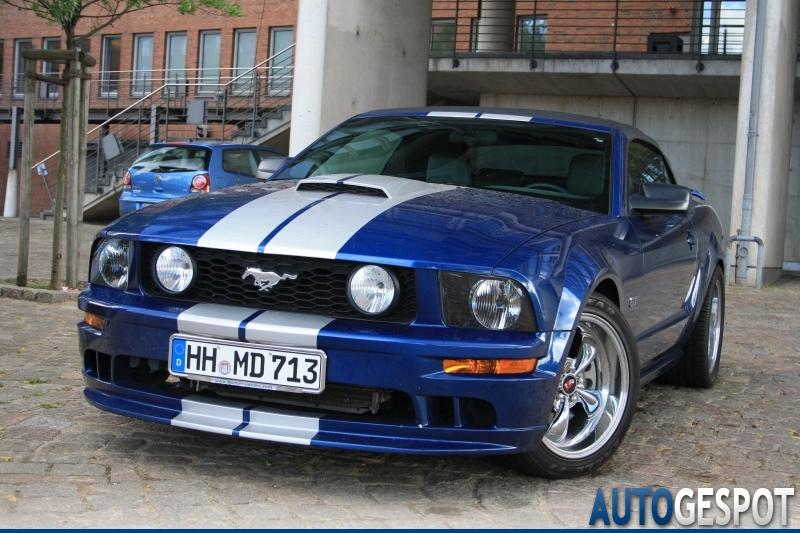 Ford Mustang Gt Convertible 6 Mai 2011 Autogespot