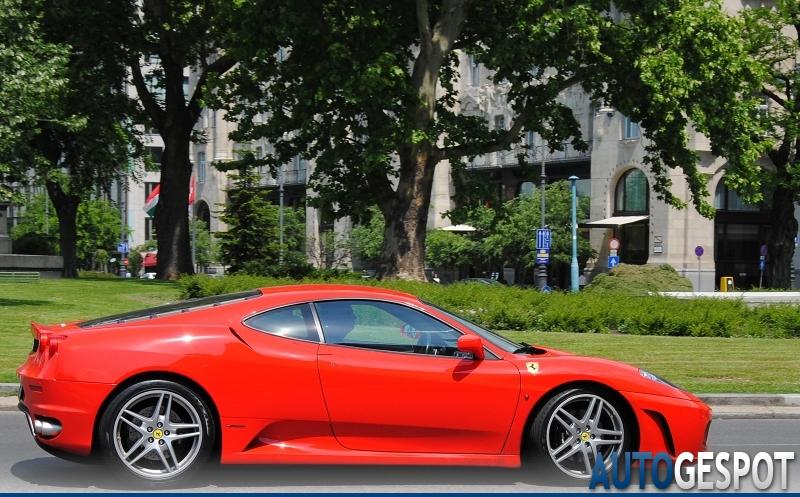 Ferrari F430 26 May 2011 Autogespot