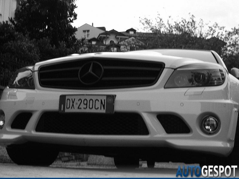 Mercedes-Benz C 63 AMG W204 2