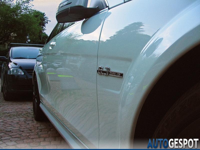 Mercedes-Benz C 63 AMG W204 4