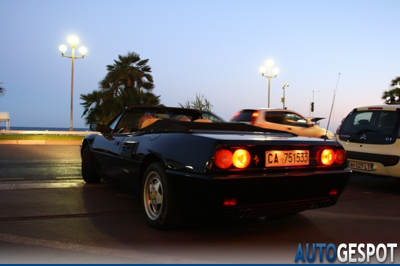 ferrari mondial t cabriolet 30 mai 2011 autogespot. Black Bedroom Furniture Sets. Home Design Ideas
