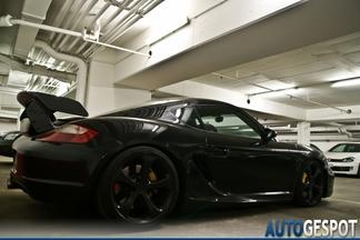 Porsche Cayman Techart GT