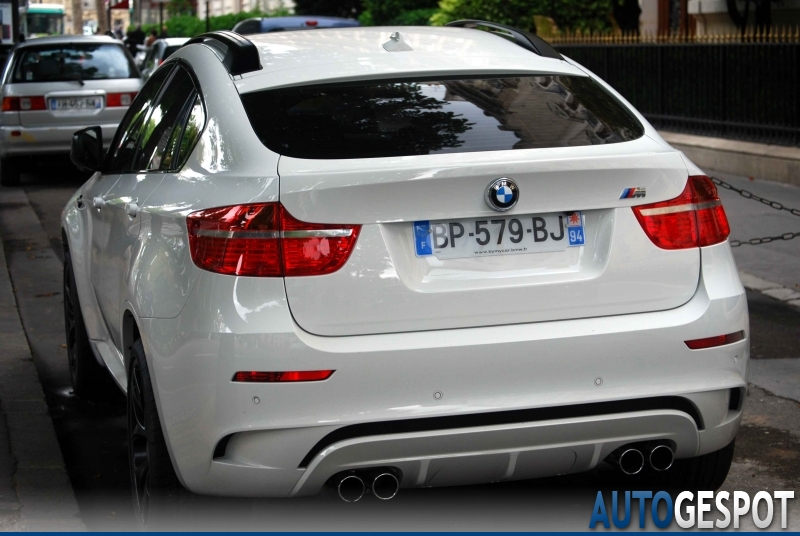bmw x6 m 13 juin 2011 autogespot. Black Bedroom Furniture Sets. Home Design Ideas
