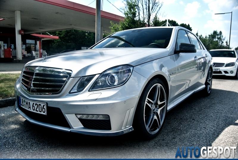 Mercedes Benz E 63 Amg W212 14 Juni 2011 Autogespot