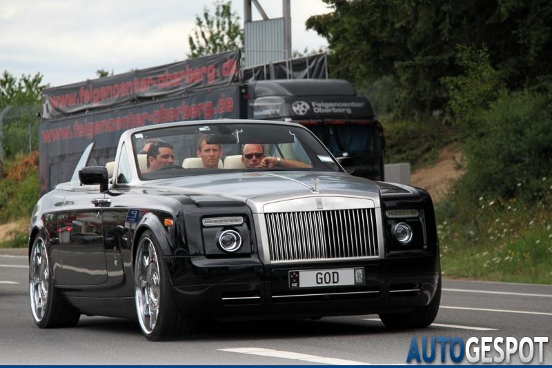 Rolls Royce Phantom Drophead Coup 233 10 Juli 2011 Autogespot