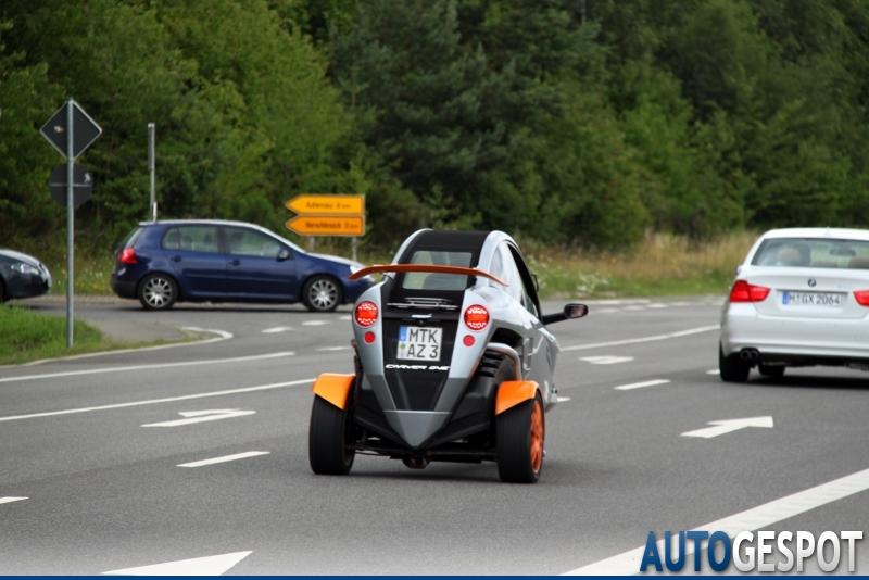 Carver One - 12 juli 2011 - Autogespot