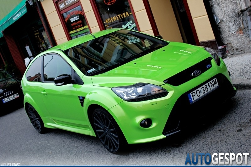 ford focus rs 2009 20 lipiec 2011 autogespot. Black Bedroom Furniture Sets. Home Design Ideas