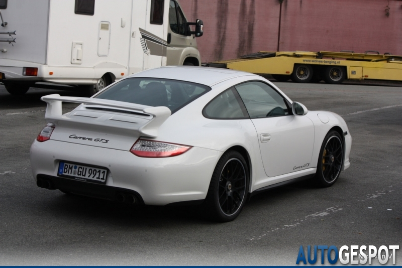 porsche 997 carrera gts 24 july 2011 autogespot. Black Bedroom Furniture Sets. Home Design Ideas