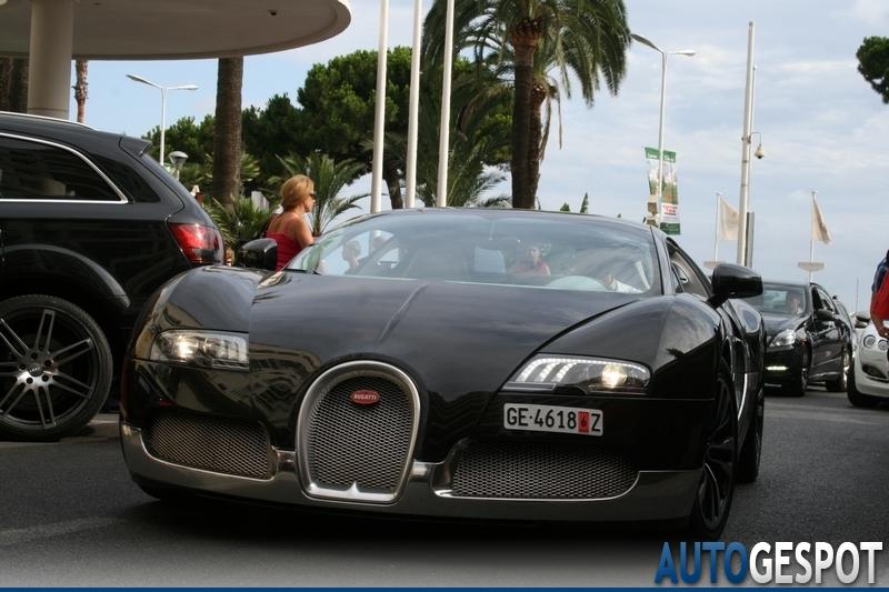 bugatti veyron 16.4 grand sport grey carbon - 26 juli 2011 - autogespot