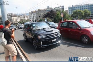 Land Rover Mansory Range Rover Sport