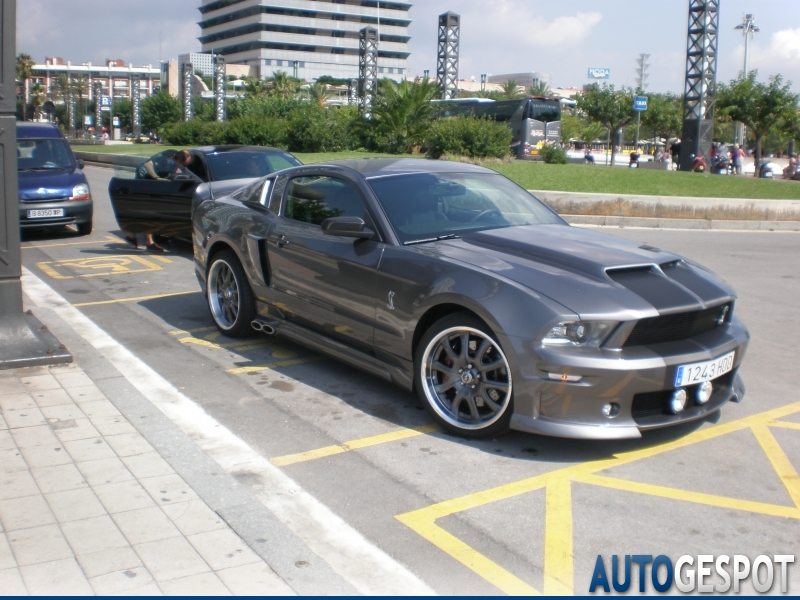 Ford Mustang Eleanor Ks 2011 31 July 2011 Autogespot