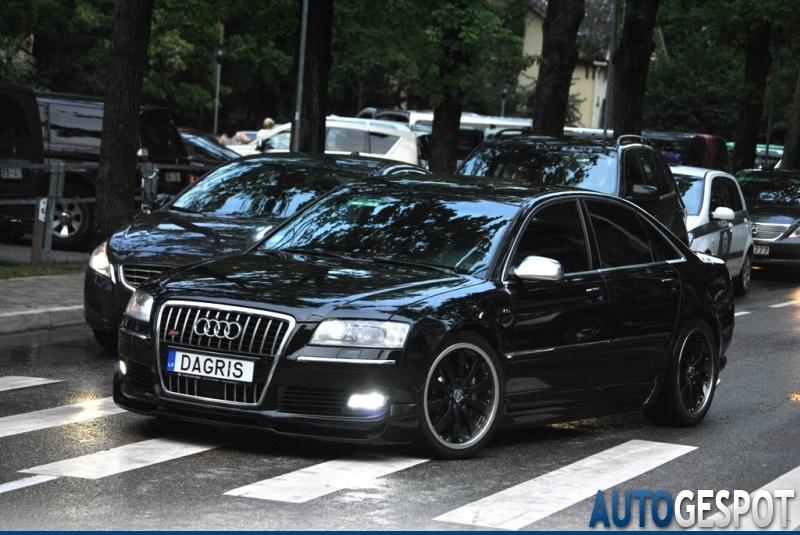 Audi S8 D3 - 1 August 2011 - Auspot