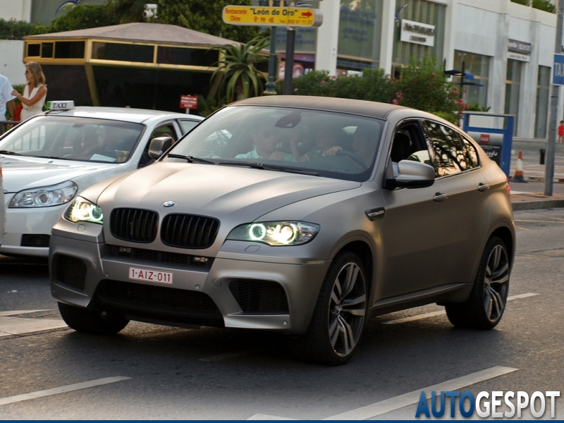 Bmw X6 M 14 August 2011 Autogespot