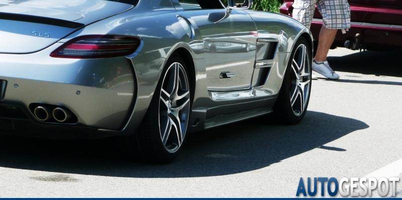 Mercedes-Benz Brabus SLS AMG 3