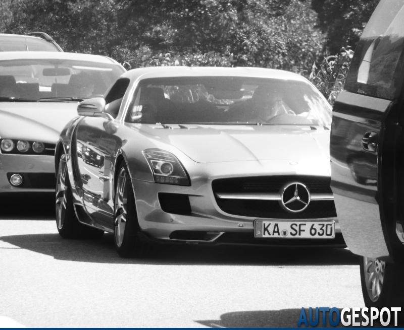 Mercedes-Benz Brabus SLS AMG 5