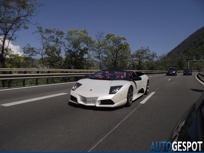 Lamborghini Murciélago Roadster 1