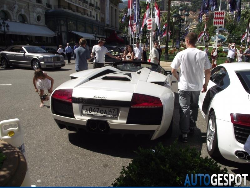 Lamborghini Murciélago Roadster 5