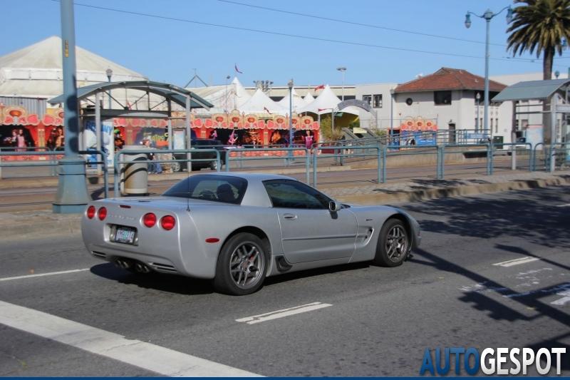 Chevrolet Corvette C5 Z06 - 4 September 2011 - Autogespot