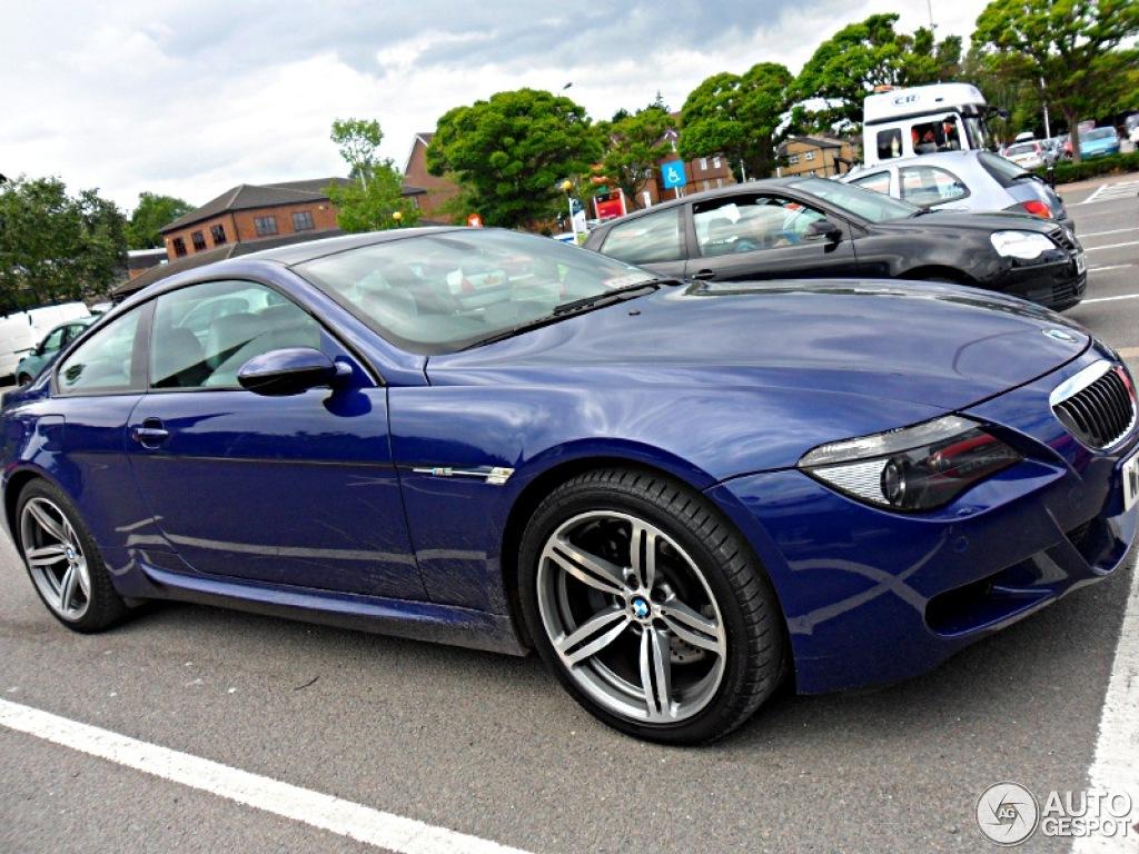 Bmw M6 E63 25 September 2011 Autogespot