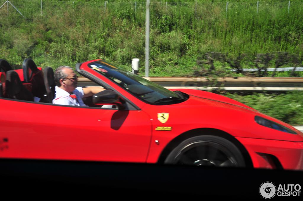 Ferrari Scuderia Spider 16M   3