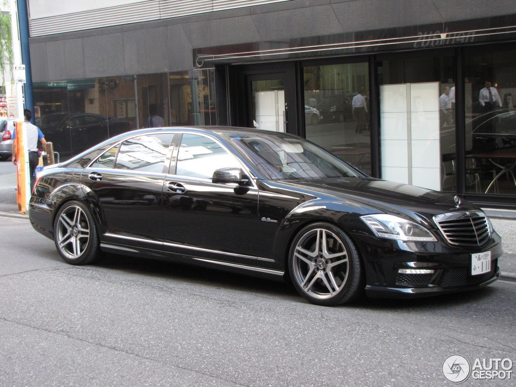 Mercedes-Benz S 63 AMG W221 2010 - 25 October 2011 ...
