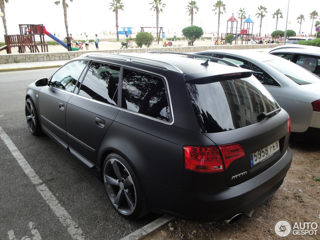 Audi Mtm Rs4 Avant B7 26 October 2011 Autogespot