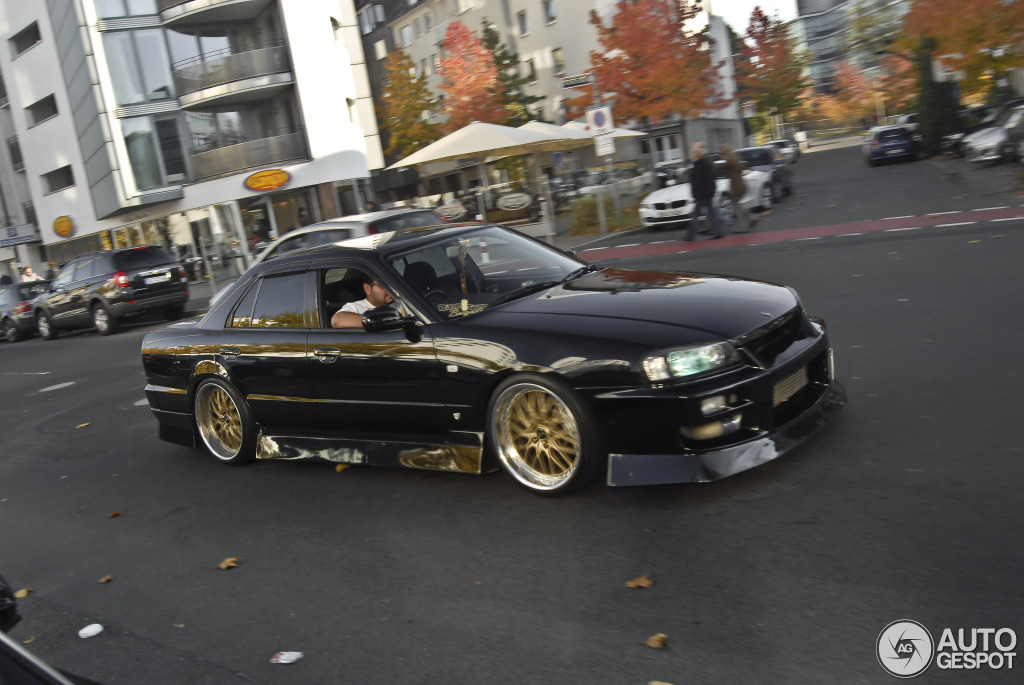 Nissan Skyline R34 Sedan 1 November 2011 Autogespot