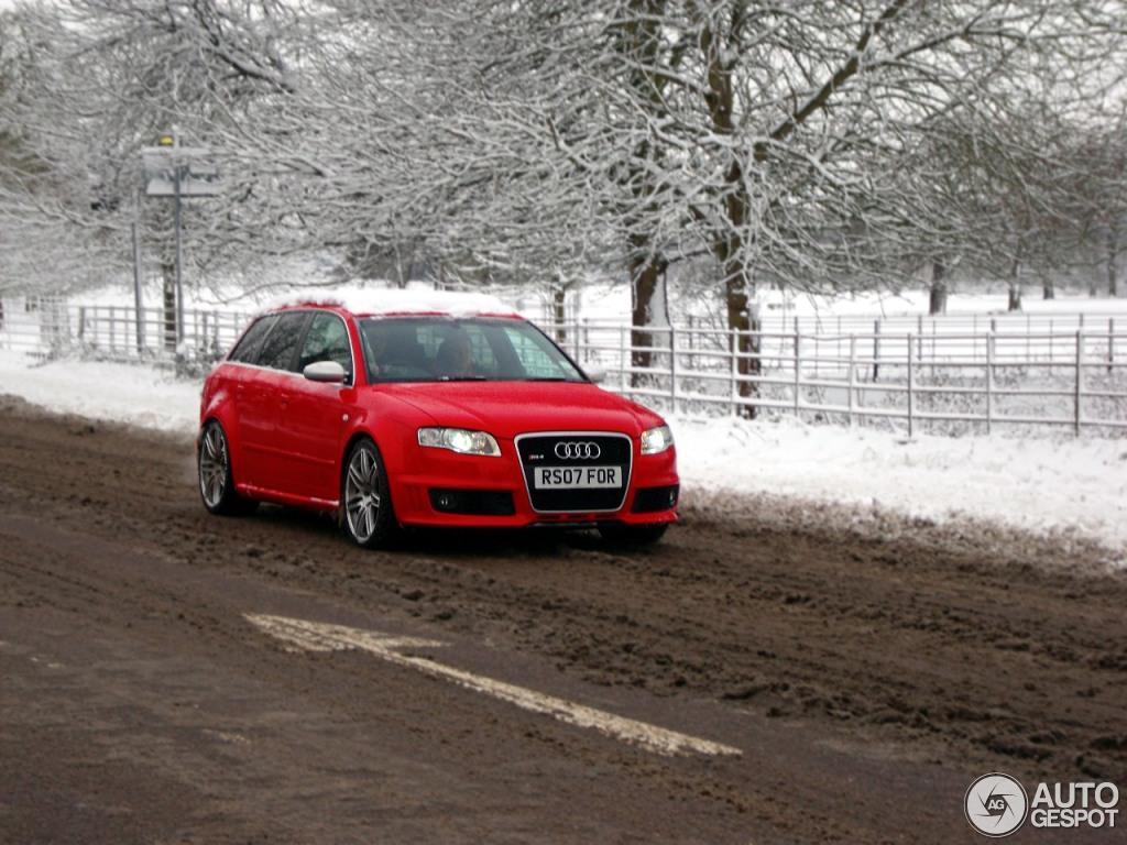 Audi Rs4 Avant B7 15 November 2011 Autogespot