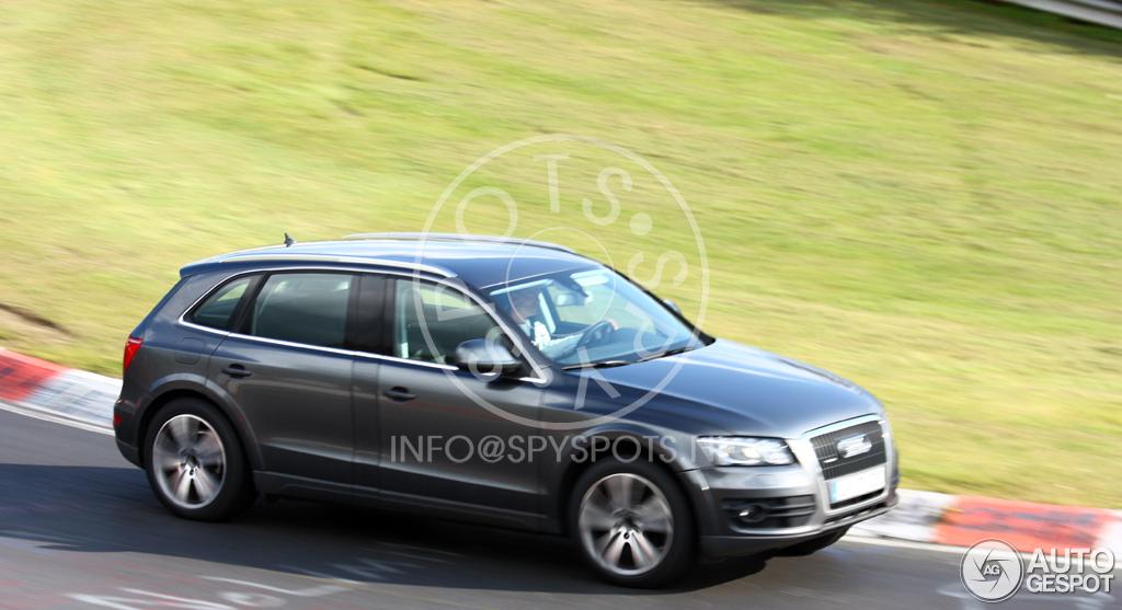 Audi Q6 Specifications >> Audi Q6 Mule - 16 November 2011 - Autogespot