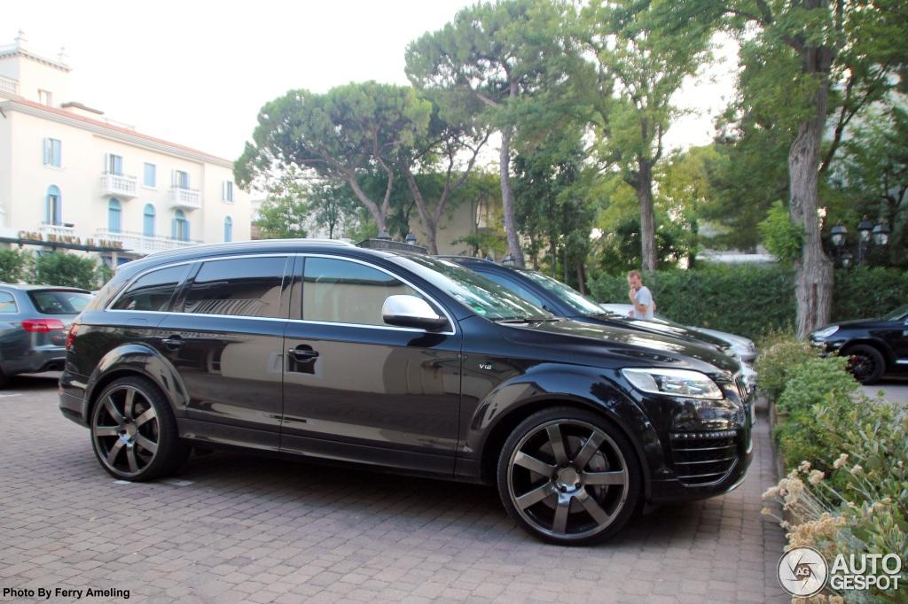 Audi Q7 V12 Tdi 18 November 2011 Autogespot