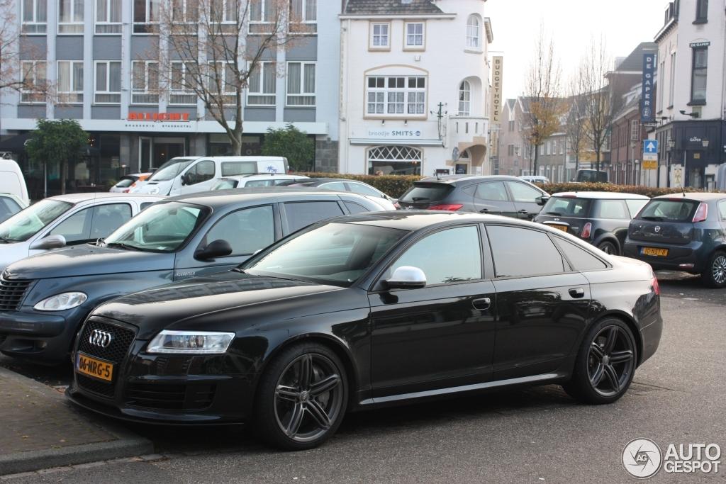 Audi Mtm Rs6 Plus Sedan C6 21 November 2011 Autogespot