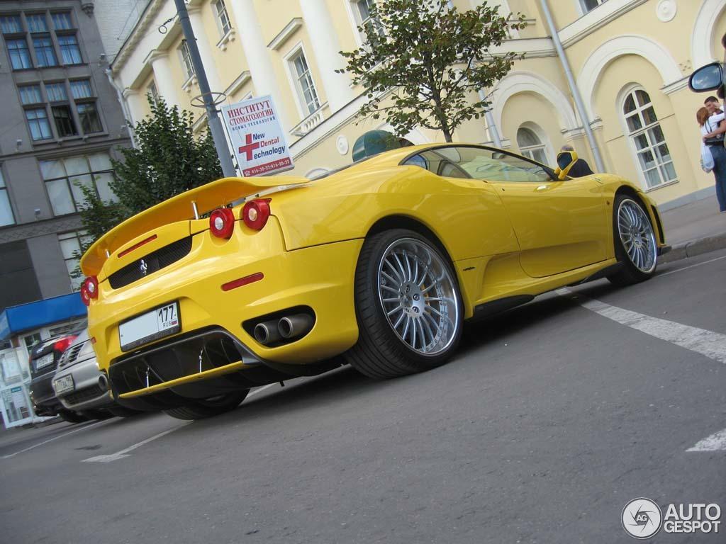 Ferrari f430 hamann 27 november 2011 autogespot 3 i ferrari f430 hamann 3 vanachro Images