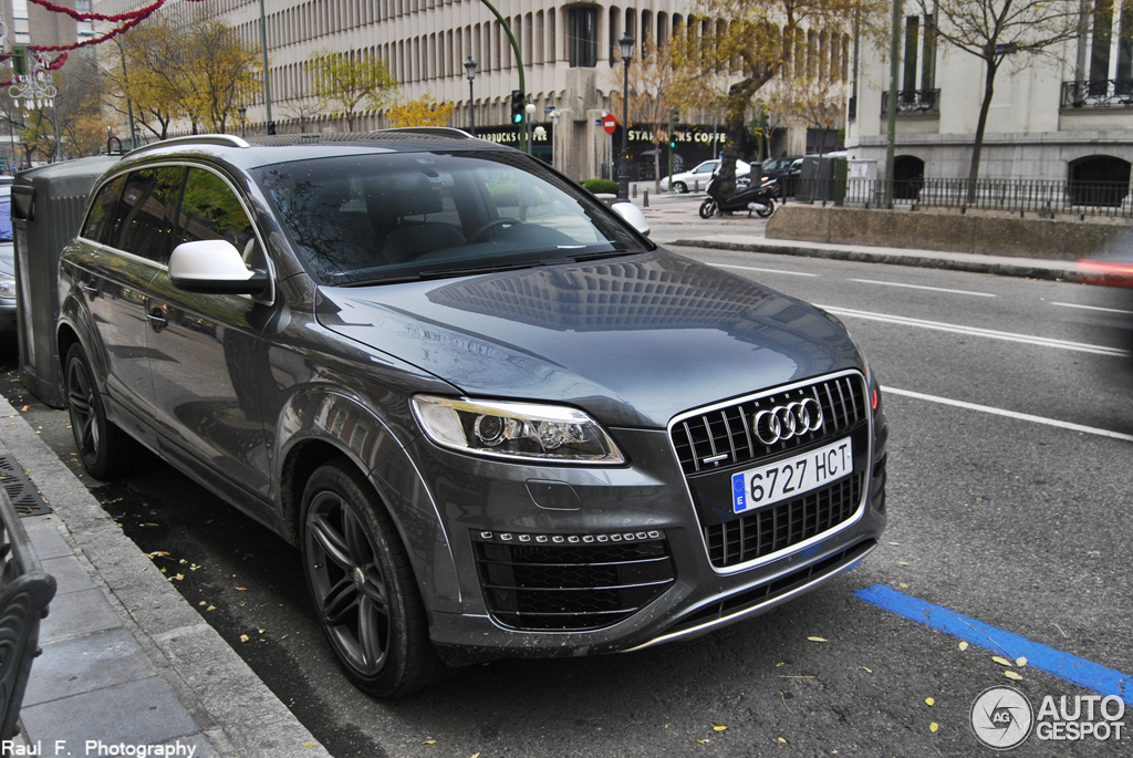 Audi Q7 V12 Tdi 10 December 2011 Autogespot