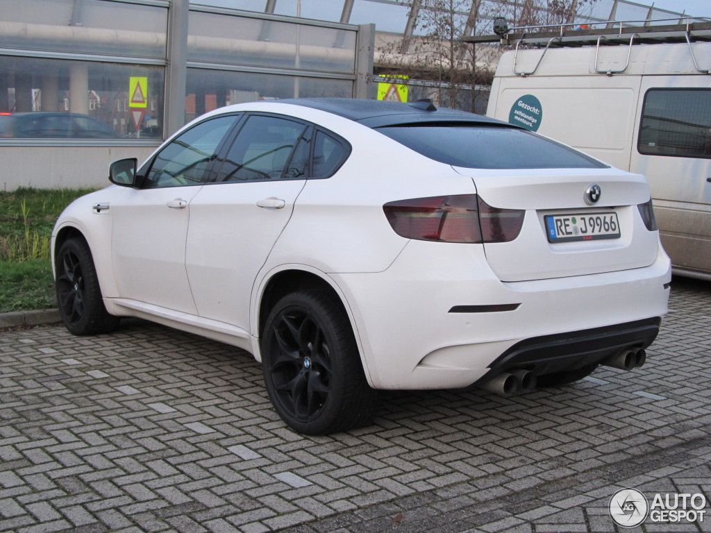Bmw X6 M 17 December 2011 Autogespot