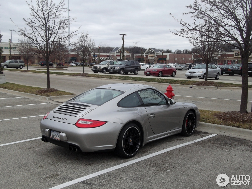 porsche 997 carrera gts 27 december 2011 autogespot. Black Bedroom Furniture Sets. Home Design Ideas
