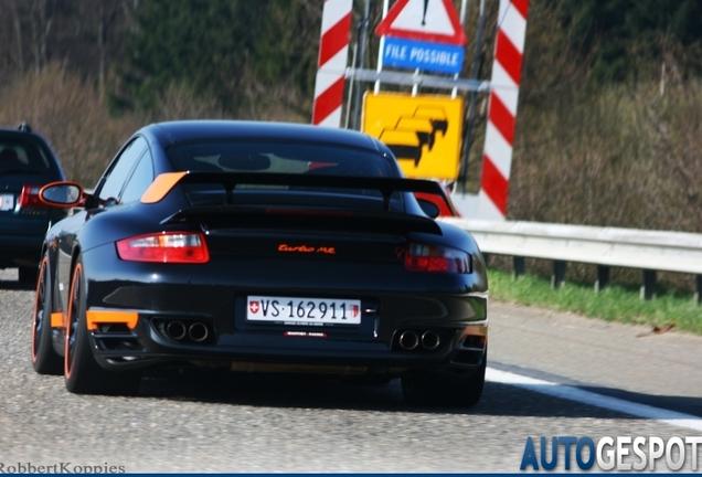 Porsche Manthey 997 Turbo M535
