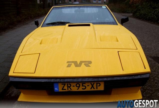 TVR 280i Tasmin Convertible