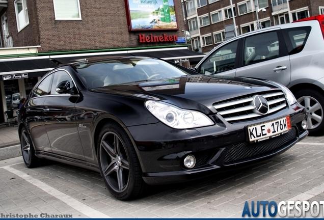 Mercedes-Benz CLS 63 AMG C219