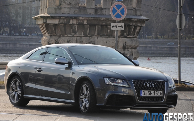 Audi Rs5 8t 11 March 2011 Autogespot