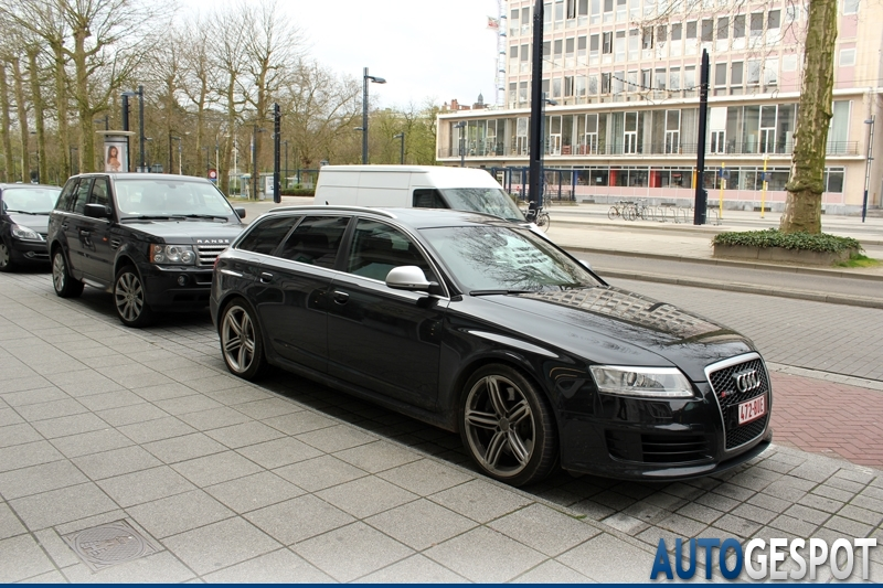 Audi RS6 Avant C6 1