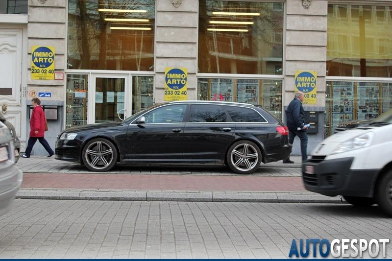 Audi RS6 Avant C6 5
