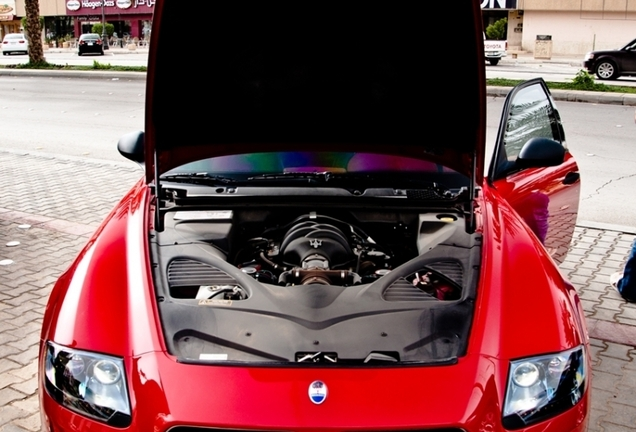 Maserati Quattroporte Sport GT S 2009 MC Sport Line
