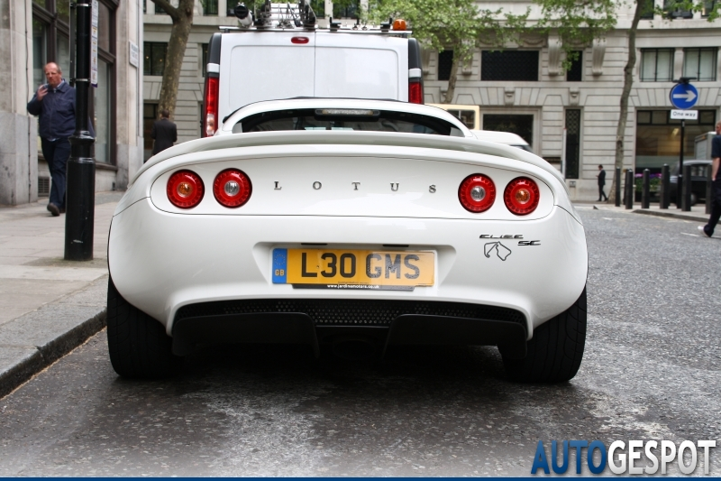 lotus elise s3 sc rgb special edition 4 may 2011 autogespot. Black Bedroom Furniture Sets. Home Design Ideas